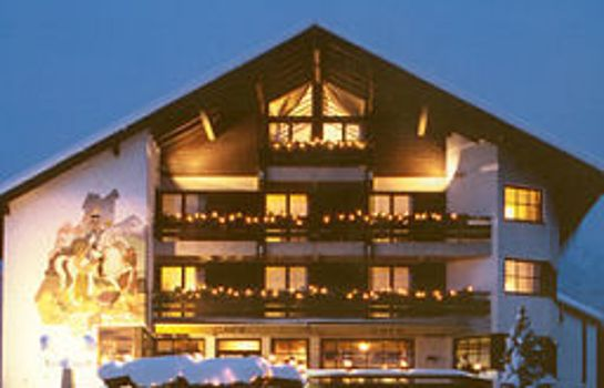 Kochel am See: Alpenhof Postillion