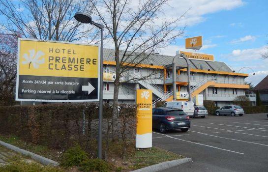 Premiere Classe MONTBELIARD - Sochaux-Montbeliard-Aussenansicht