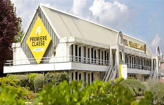 Premiere Classe MONTBELIARD - Sochaux-Montbeliard-Hotel outdoor area