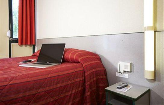 Premiere Classe MONTBELIARD - Sochaux-Montbeliard-Einzelzimmer Standard