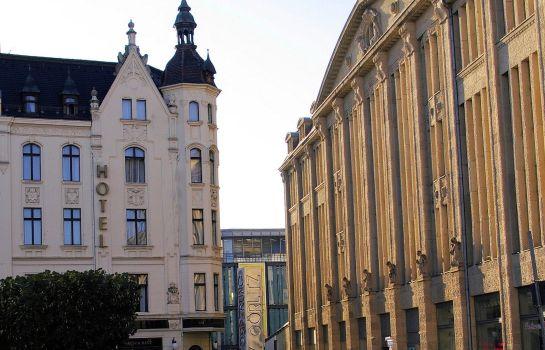 Görlitz: Akzent Hotel Am goldenen Strauss