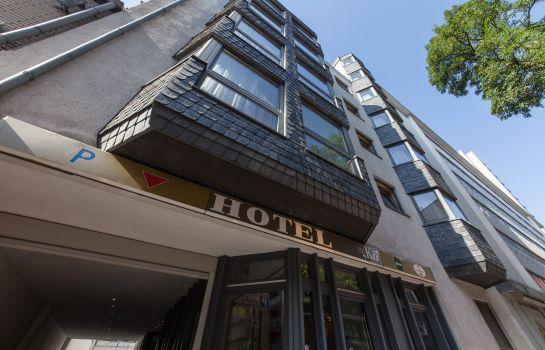 Düsseldorf: Novum Hotel KÖ Düsseldorf