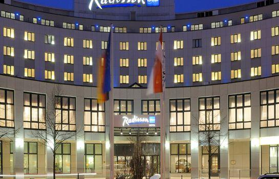 Cottbus: Radisson Blu