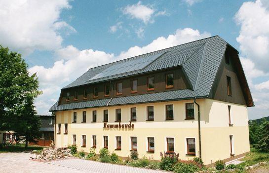 Neuhausen (Erzgebirge): Dachsbaude & Kammbaude