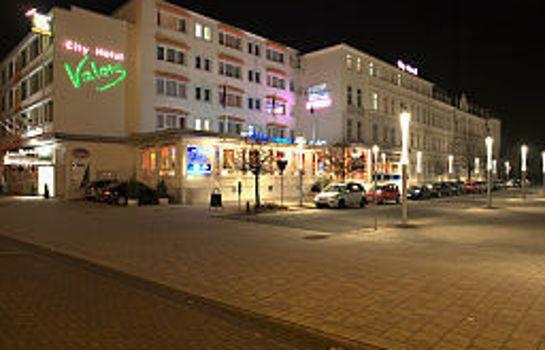 Wilhelmshaven: City Hotel Valois