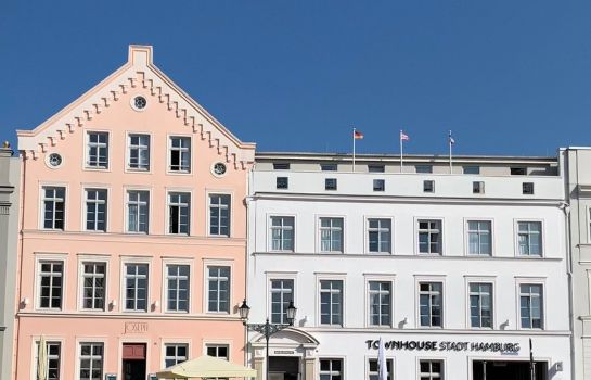 Wismar: Steigenberger Hotel Stadt Hamburg