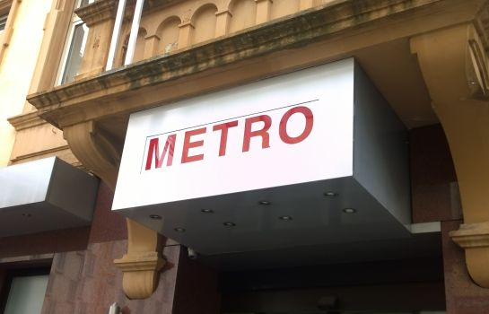 Metro Hotel Frankfurt City
