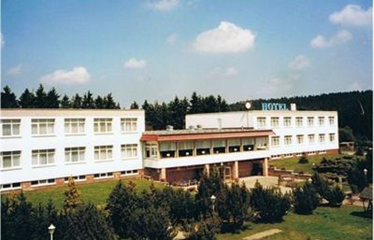Berghotel Glück Auf Güntersberge