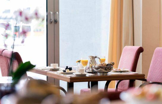 Novotel Freiburg am Konzerthaus-Freiburg im Breisgau-Restaurantbreakfast room
