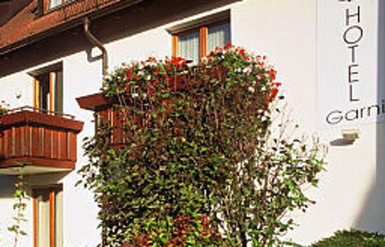 Hirschengarten-Freiburg im Breisgau-Aussenansicht
