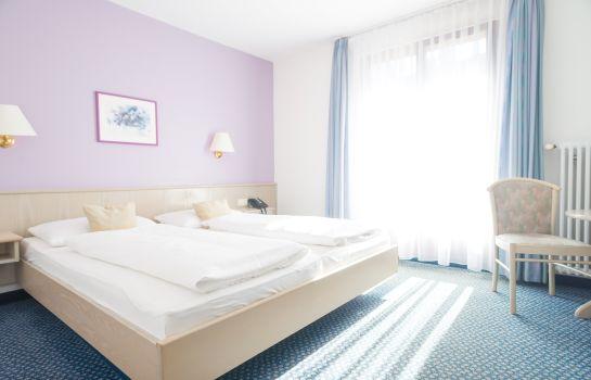 Hirschengarten-Freiburg im Breisgau-Doppelzimmer Standard