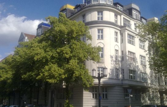 Berlin: Gribnitz Hotel-Pension