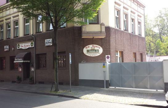 Duisburg: Am Kamin