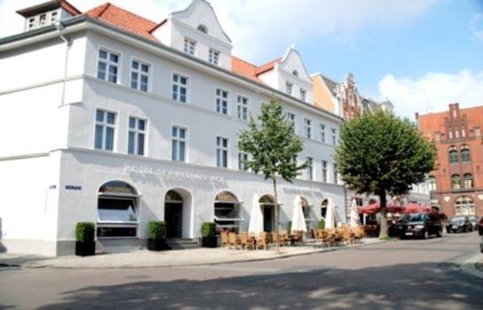 Stralsund: Schweriner Hof