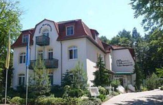 Waren: Ringhotel Villa Margarete