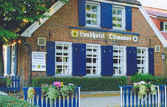 Friedeburg: Oltmanns Landhotel und Gasthof