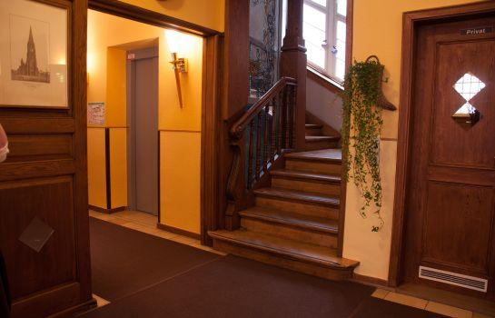 Minerva-Freiburg im Breisgau-Hotelhalle