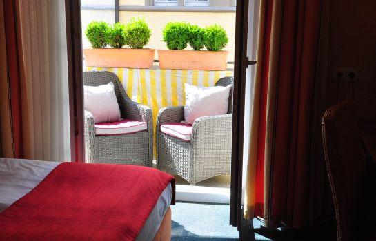 Minerva-Freiburg im Breisgau-Hotel outdoor area