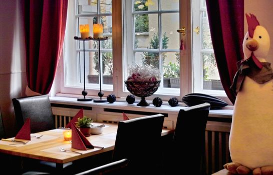 Minerva-Freiburg im Breisgau-Restaurant