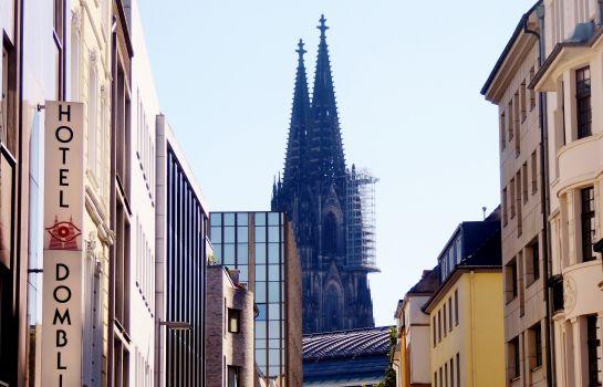 Köln: Domblick Garni