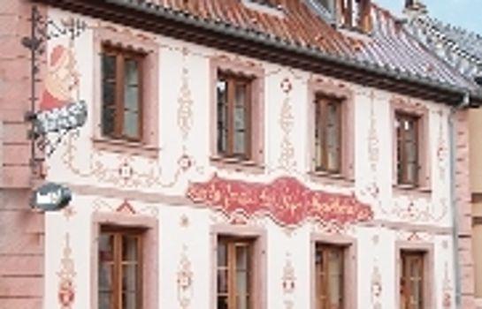 Brit Hotel Hostellerie La ferme du Pape