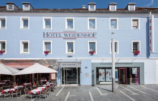 Regensburg: Weidenhof
