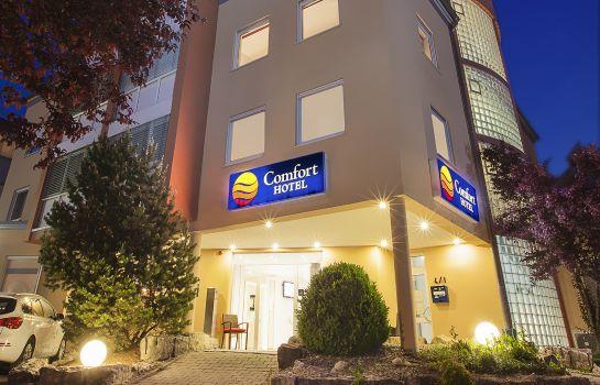 Blaustein: Comfort Hotel Ulm / Blaustein