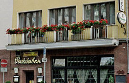 Krefeld: Zentral Hotel Poststuben