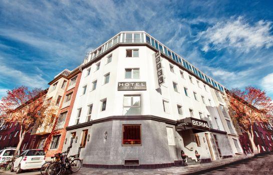 Düsseldorf: Boutique-Hotel-Berial