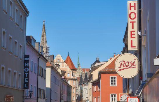 Regensburg: Hotel Rosi