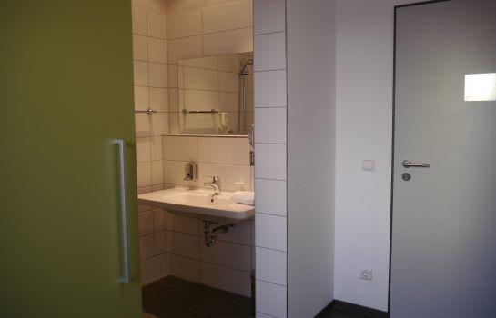 Bischofslinde-Freiburg im Breisgau-Badezimmer