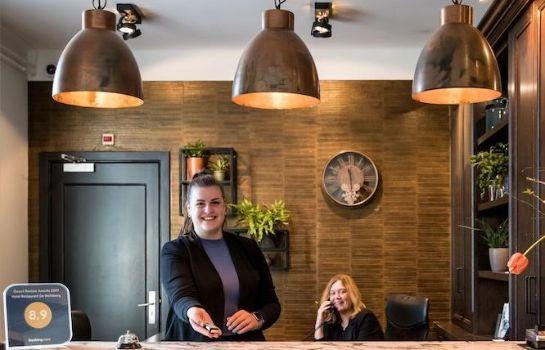 Hotel restaurant De Wolfsberg