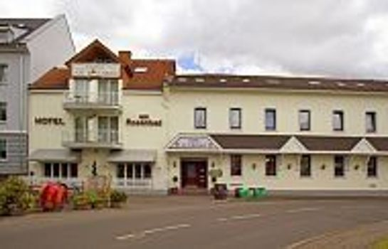Fulda: Am Rosenbad