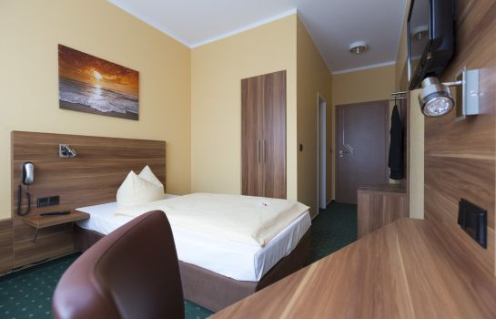 Halle (Saale): Stadt-gut-Hotel Westfalia