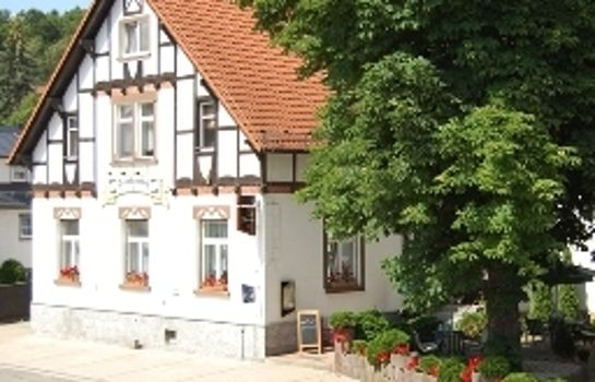 Gera: Gasthof & Pension Frankenthal