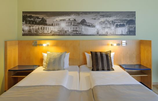 DRESDEN: Amedia Hotel Dresden Elbpromenade Elbpromenade