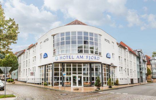 Flensburg: Am Fjord