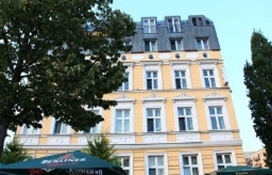 East-Side-Hotel Friedrichshain