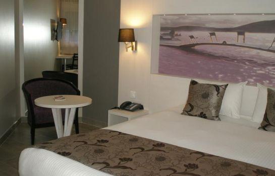INTER-HOTEL Montbéliard Sud Charme Hôtel et Spa