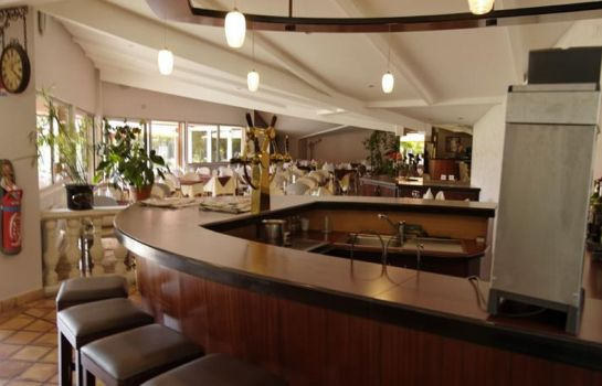 INTER-HOTEL Montbeliard Sud Charme Hotel et Spa-Audincourt-Hotel bar