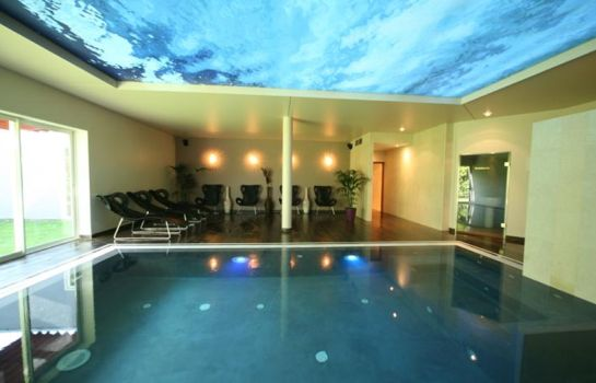 INTER-HOTEL Montbeliard Sud Charme Hotel et Spa-Audincourt-Pool