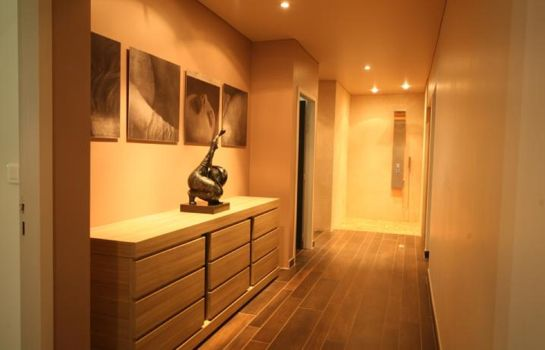 INTER-HOTEL Montbeliard Sud Charme Hotel et Spa-Audincourt-Wellness Area