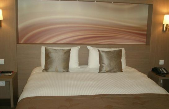 INTER-HOTEL Montbeliard Sud Charme Hotel et Spa-Audincourt-Double room standard