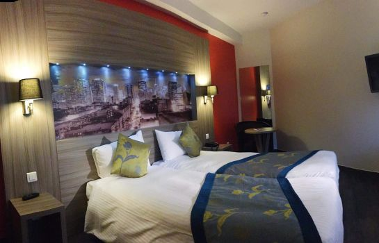 INTER-HOTEL Montbeliard Sud Charme Hotel et Spa-Audincourt-Double room superior