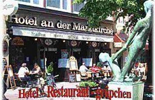 Hannover: An der Marktkirche