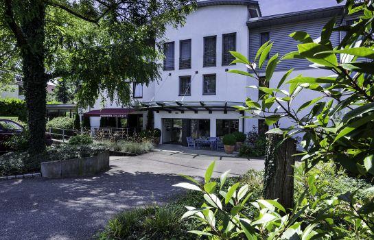 Marbach am Neckar: Parkhotel Schillerhöhe