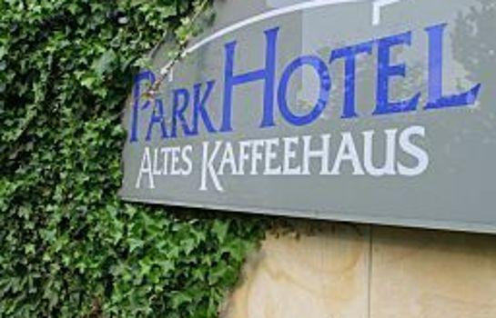 Wolfenbüttel: Parkhotel Altes Kaffeehaus