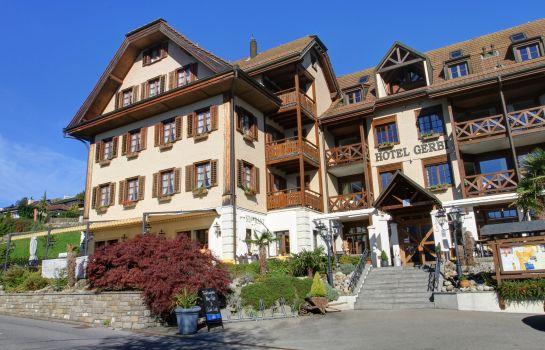 Gerbi Hotel Restaurant