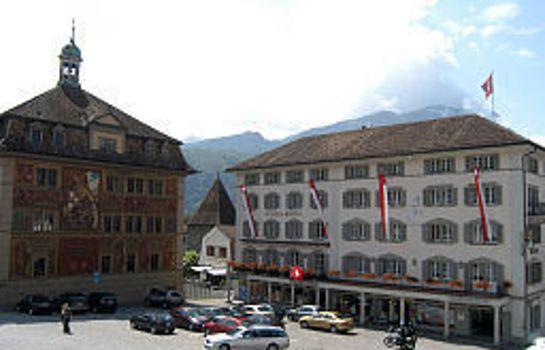 Hotel Wysses Rössli