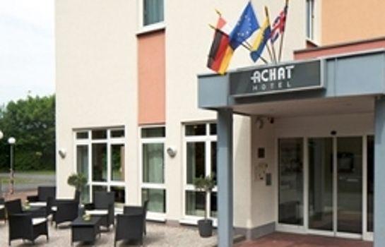 Chemnitz: ACHAT Hotel Chemnitz